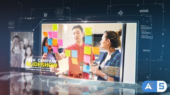 Videohive – Tech Company Slideshow – 29838336
