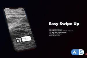 Videohive Easy Swipe Up 30336276