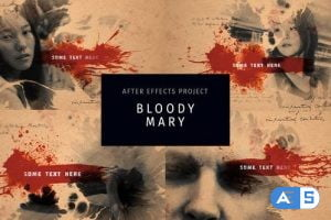 Videohive Bloody Mary 31674081