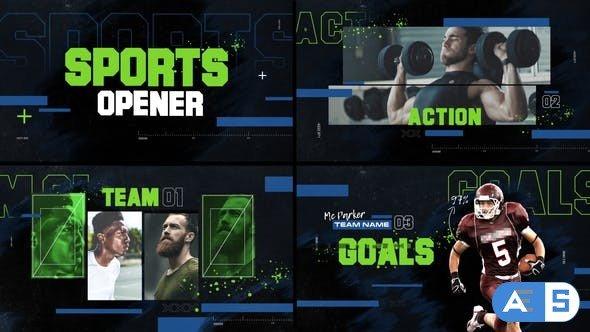 Videohive Sports Opener 30396220