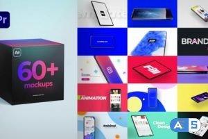 Videohive Mockup Kit For Premiere Pro 31602371