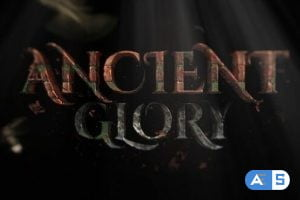 Videohive Ancient Glory Rock Toolkit   Title & Logo Intro Maker 28424358