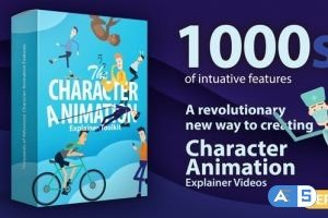 Videohive Character Animation Explainer Toolkit V2 23819644