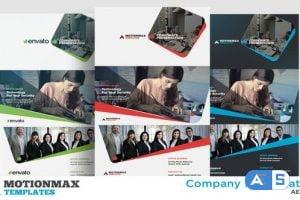 Videohive Company Presentation – Company Profile 23250275