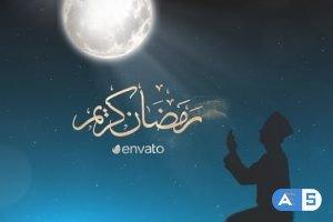 Videohive Ramadan Kareem III | After Effects Template 31378995