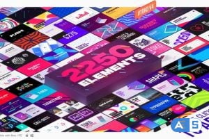 Videohive Graphics Pack V4.1 22601944