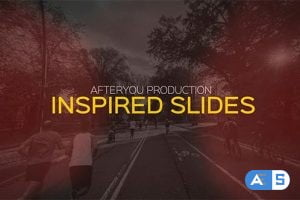 Videohive Inspired Slideshow 16281855
