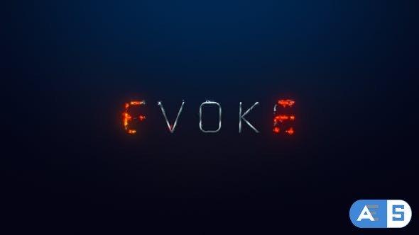 Videohive Evoke Logo Title Reveal 31860689