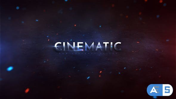 Videohive Cinematic Trailer Titles 23713029