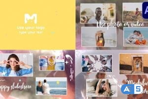 Videohive Happy Slideshow | After Effects 31852430