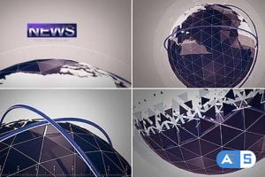 Videohive Quick News – Intro 31656524