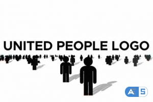 Videohive United People Logo | After Effects Template 31183041