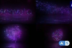 Videohive Cristal Magic Logo | After Effects 31824879