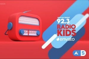 Videohive Radio Kids 31313635
