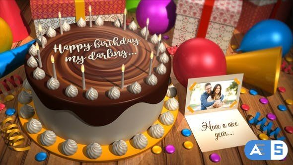Videohive Birthday 21599438