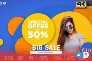 Videohive Product Promo – Big Sale 31830324