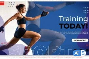 Videohive Training Today Sport Promo 31820110
