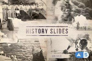Videohive History Slides 13406046