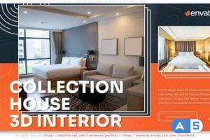 Videohive 3D Interior Presentation 31849241