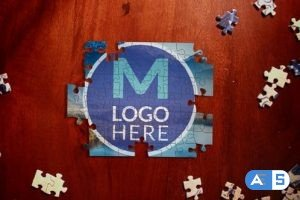 Videohive Puzzle Logo Reveal 31660699