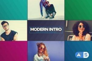 Videohive Modern Intro 21509920