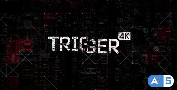 Videohive Trigger – HUD Elements Pack 13854974