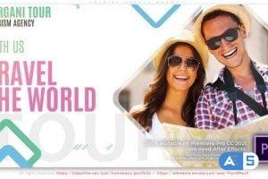 Videohive – Tourist Agency Promo – 32064430