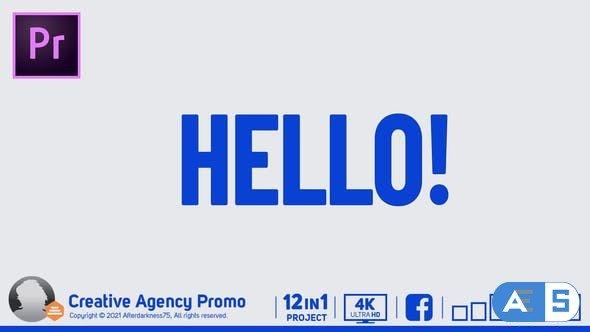 Videohive – Creative Agency Promo – 31828747