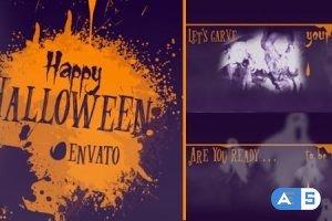 Videohive Halloween Ghosts 13068278