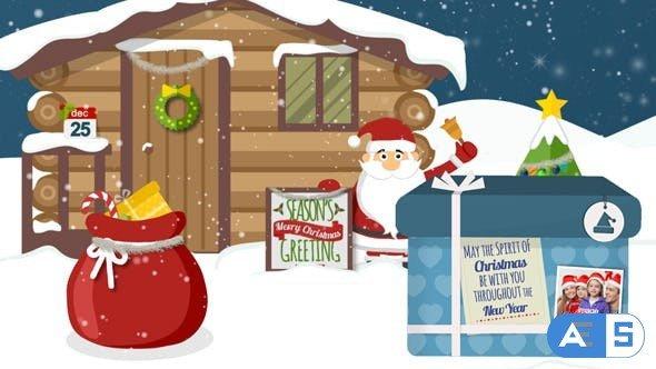 Videohive Christmas Joy 13493713
