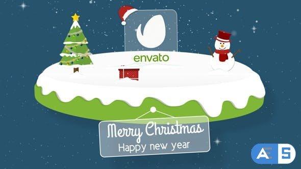 Videohive Christmas Land 13680004