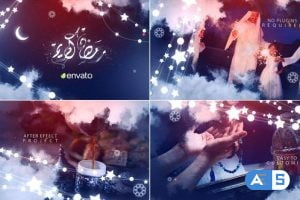 Videohive Ramadan Opener 25861152