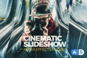Videohive Cinematic Slideshow 17124513