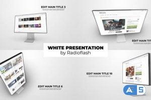 Videohive White Presentation 30003153