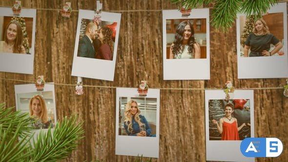 Videohive Christmas Slideshow 23033742