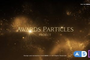 Videohive – Particles Titles V2 – 31745947