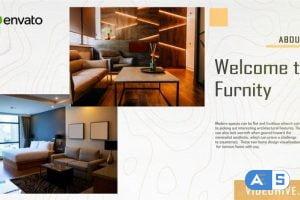 Videohive Furniture Company Presentation 31826874
