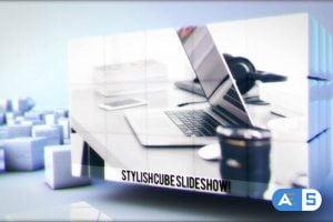 Videohive – Cube Slideshow – 32239373