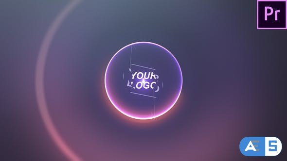 Videohive – Colorful Bling Logo (Premiere Version) – 32236207