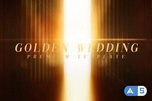 Videohive Golden Wedding 32239227