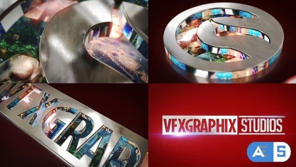 Videohive Epic Hero Logo Reveal 25504195