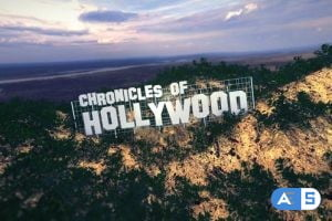 Videohive Chronicles of Hollywood 31893925