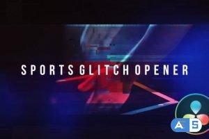 Videohive – Glitch Sports Opener – 31840844