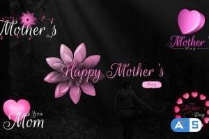Videohive – Mothers Day Unique Titles – 31809732
