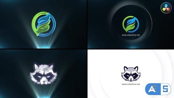 Videohive – Simple Rotating Logo Reveal – 31154298