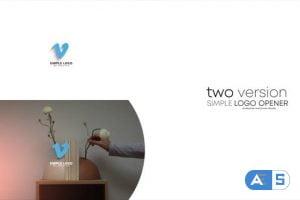 Videohive Simple 3d Logo 32175945