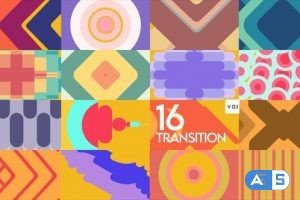 Videohive Transition Package 32084894