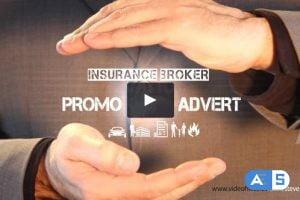 Videohive Insurance Agent / Broker – Promo Advert 10411043