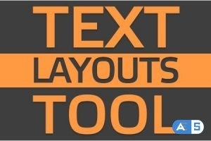 Videohive Text Layouts Tool 11269001