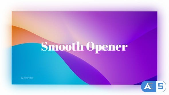 Videohive – Smooth Opener for Premiere Pro – 32068788